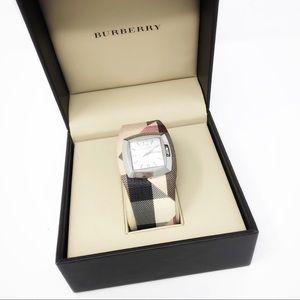 Burberry Heritage Collection Nova Check Belt Watch